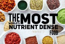 The 8 Most Nutrient Dense Foods