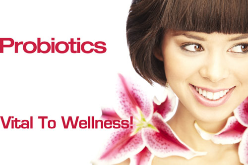 Putting Probiotics On Your Face