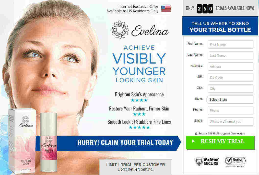 Evelina Collagen Serum Reviews