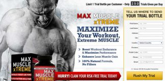 Max Muscle Xtreme and Max Test Ultra Testosterone