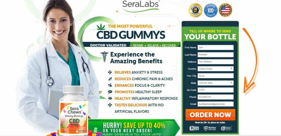 Best CBD Gummies Review -Edible CBD Gummy