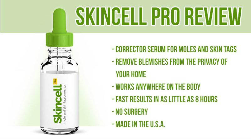 Best Skin Tags Removal Cream: SKINCELL PRO