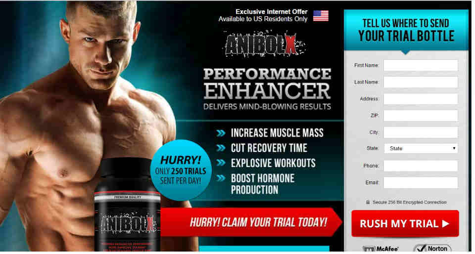 AnibolX Review - Fury Supplement : Anibolx & fury supplement Reviews