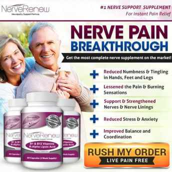 Nerve Renew Optimizer : Best Nerve Repair Is It Legit?
