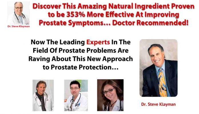 best prostate supplements