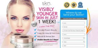 SKN RENEW BEAUTY CREAM