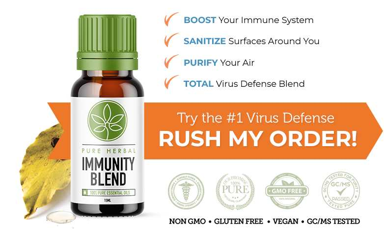 Immunity Oil Blend : Do Essential Oils Really Work For Immune System
