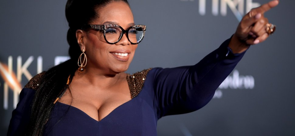 Oprah Winfrey Donates $10 Million To  Americans To Combat COVID-19 Pandemic