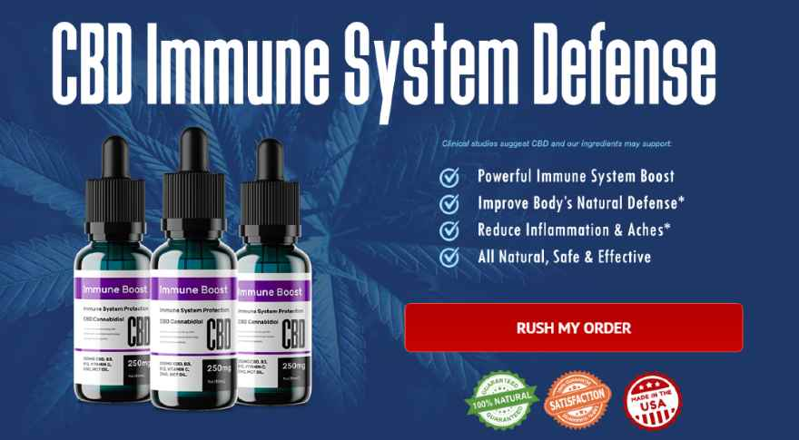 Can CBD Boost Your Immune System : CBD Health Benefits & Side Effects