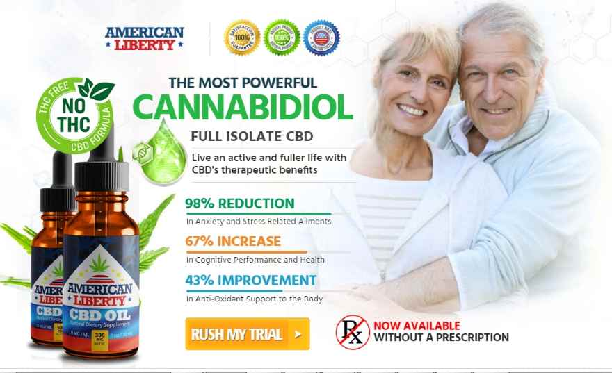 American Liberty CBD Oil : CBD Oil For Pains, Anxiety, Depression, Benefits