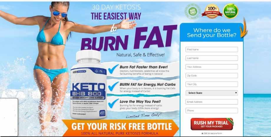 Keto Bhb Reviews (Update 2020) Is Keto BHB Safe? Keto Diet Free Trial.