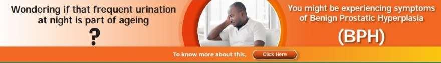 Prostate-911 - BPH Benign prostatic hyperplasia