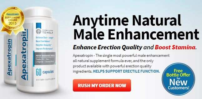 Apexatropin Reviews | Best Male Enhancement Pills, Ingredients, Price