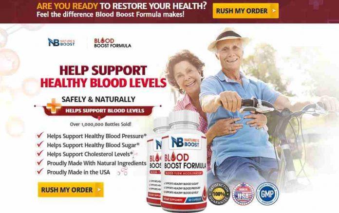 blood boost formula
