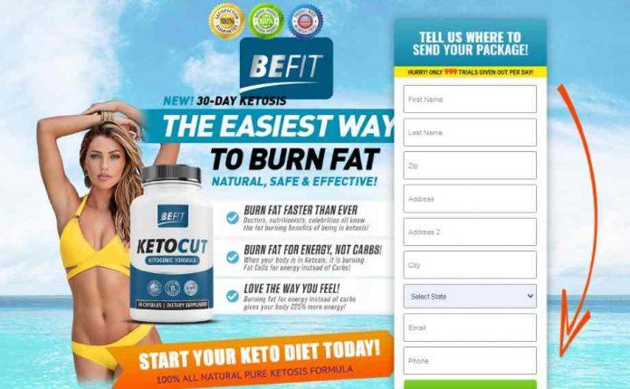 Befit Keto Cut Pills Reviews