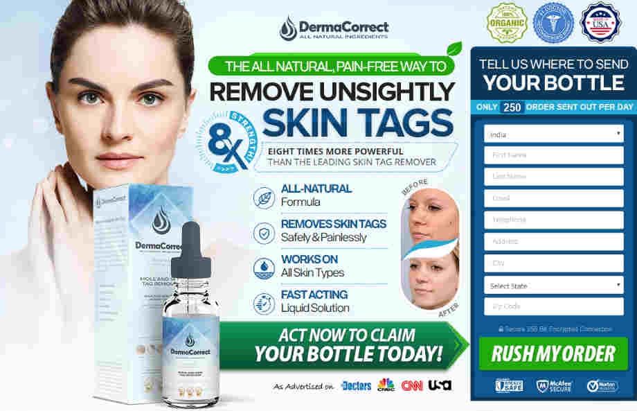 Derma Correct Reviews : Does Derma Correct Skin Tag Removal Work?