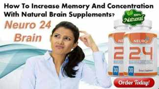 brain supplement - neuro 24 brain