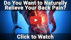 Erase My Back Pain