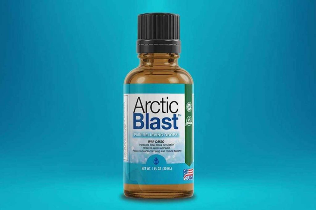 Arctic Blast Pain Relief Review *-best supplements for pain and inflammation